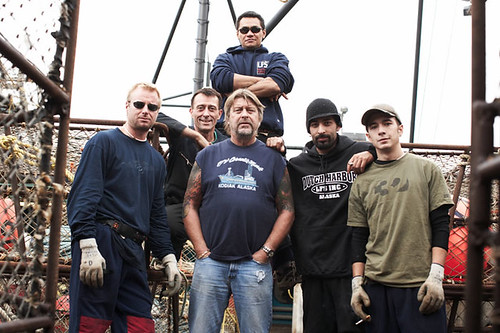 Capt Phil & Crew, season 4. (photo courtesy of Discovery)