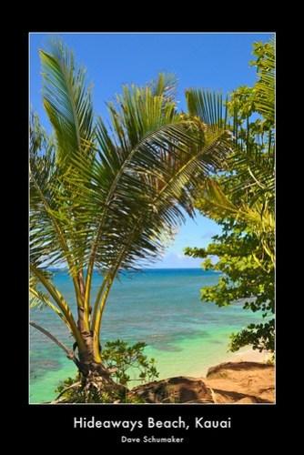 Hideaways Beach, Kauai