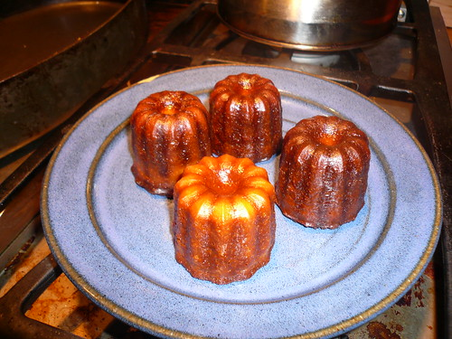Canneles by Rosemary