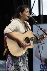 Ana Miura @ Folk Festival