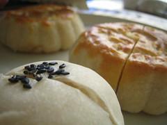 pastry bun
