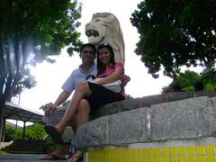 Experiencing Singapura with Mhaan