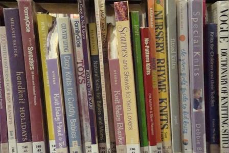 Chatswood Library - Knit Books