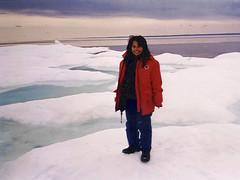 Taking a break on an Iceberg, MyLastBite.com