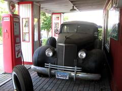 'AL CAPONE' Cadillac Sixty Special