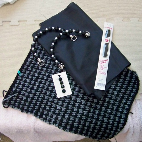 Houndstooth Bag 3