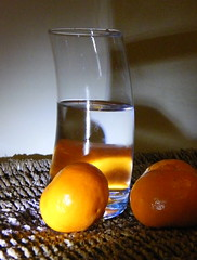 Mandarin glass