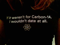 if it werent for carbon14 i wouldnt date