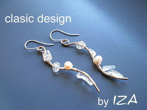 cercei-argint-cristale-bijuterii argint by you.