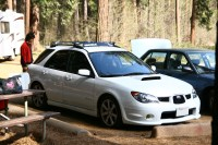 fs: yakima roof rack for wrx wagon