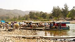 Der Grenzübergang zurück nach Bolivien