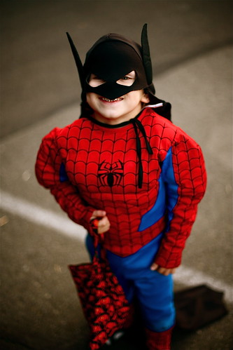SpiderBatman