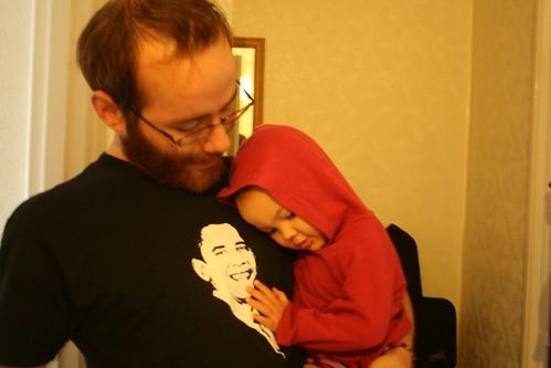 Obama, BABY.