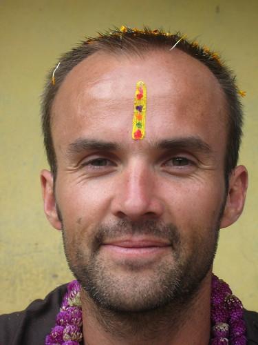 Rowan in Nepal
