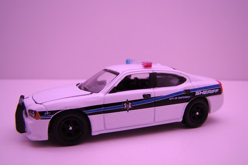 GreenLight Dodge Charger Police Car