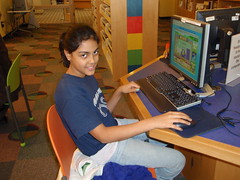 Claire on Webkinz