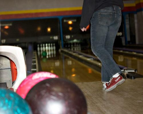 Bowling -- The Scientist's POV