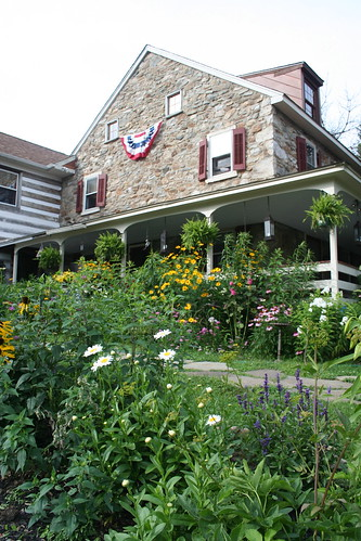 Perennial Gardens at Bull Frog Farm