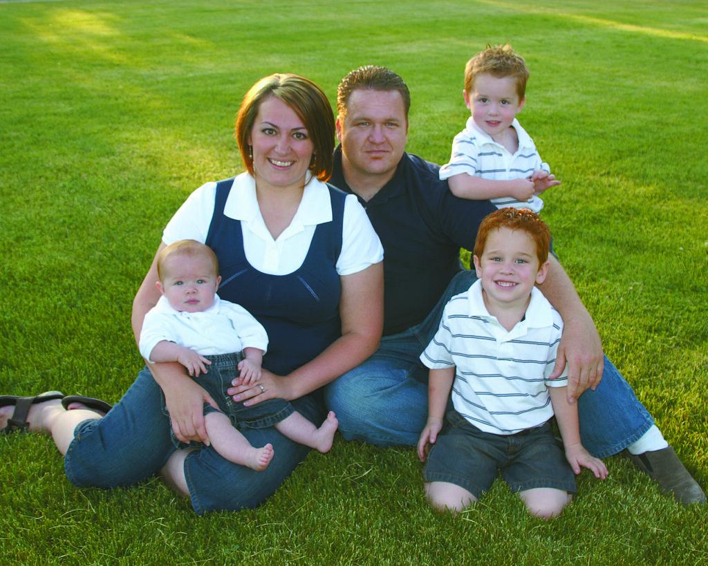 Hurren Family 2008