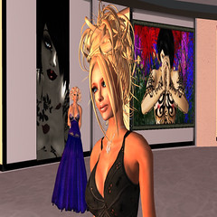 Photograph by Callipygian Christensen at Museum of SL