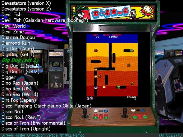 Retrocactus Arcade Cabinet
