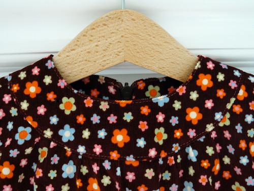 Dolly daisy dress - yoke
