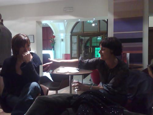 Karen and Michelle