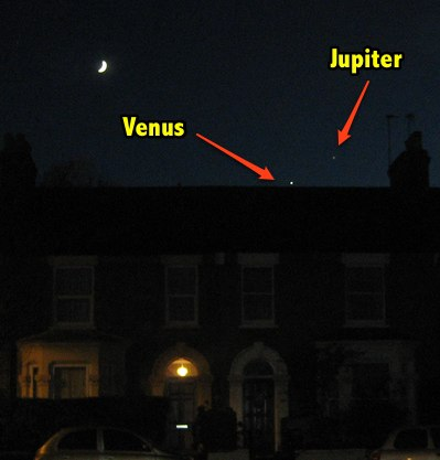 Conjunction as at Tuesday Dec 2 2008