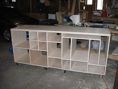 Cabinet for Christie - II