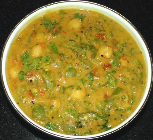 kudamilagai koththukkadalai stew