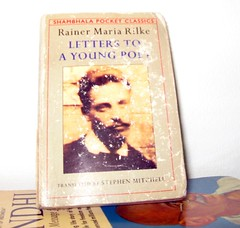 Letters to a Young Poet, by Rainer Maria Rilke