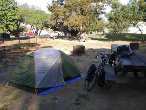 Carpenteria Campground