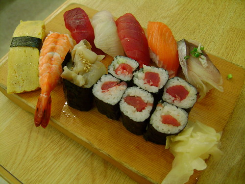 Sushi & Roll Set