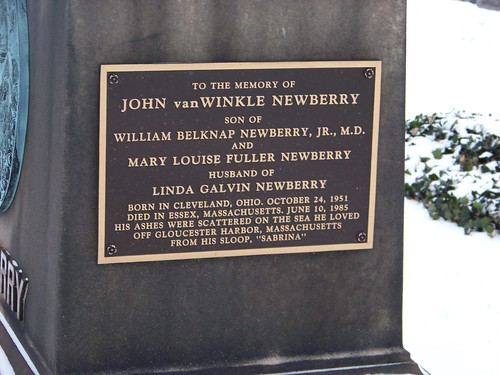 Newberry Monument
