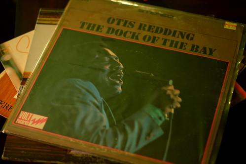 Otis Redding Record