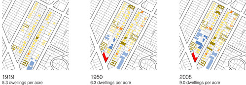 Neighborhood Block Evolution in Silver Lake