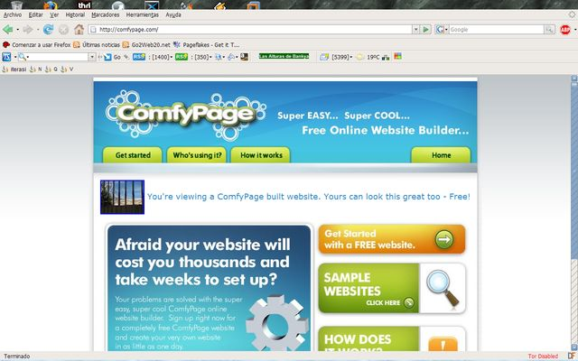comfypage