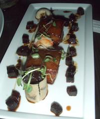 Pork Belly, Scottish Langoustine & Celeriac