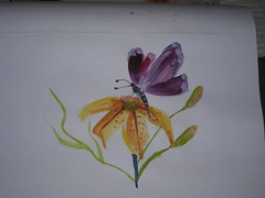 first water colour pic