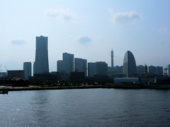 Yokohama Skyscapers