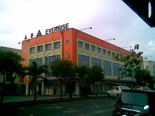 Everrise - Pedada branch