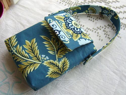 Amy Butler little bag for ipod