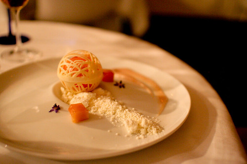 Dessert @ Vue de Monde