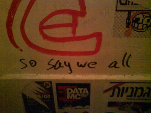 So Say