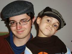 Adam and Aidan