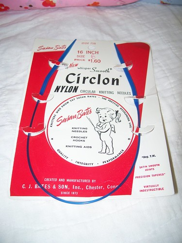 vintage needle