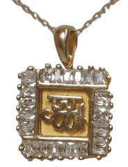 14 Karat Gold Pendant