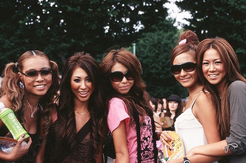 Girls - Shibuya von laurensvanaarle.