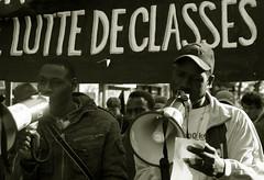 lutte de classes/ class struggle