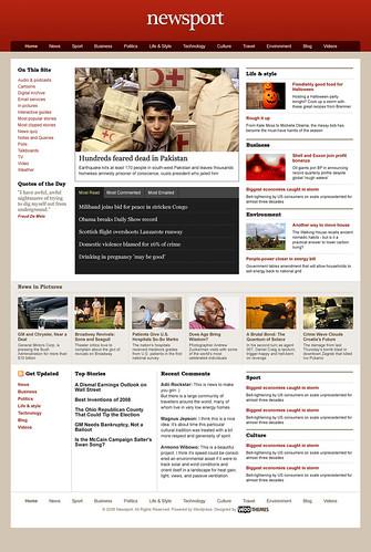 newsport - Armono Wibowo